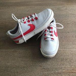 new style 04dcf bfc60 Kids  Golf Shoes Nike on Poshmark